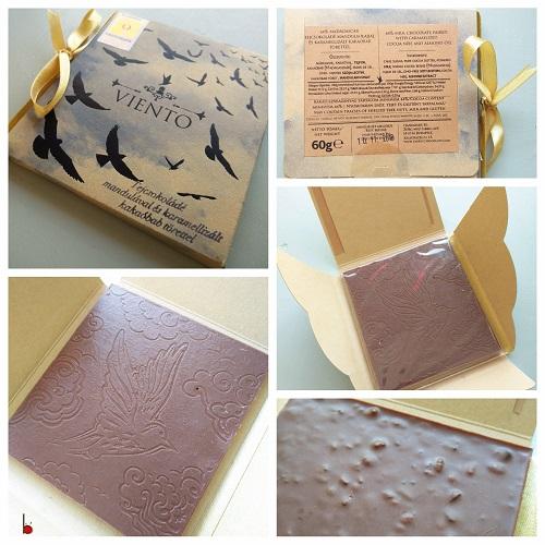 Fabric Viento Almond Nibs