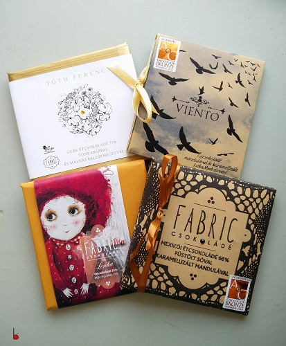 Fabric Chocolates