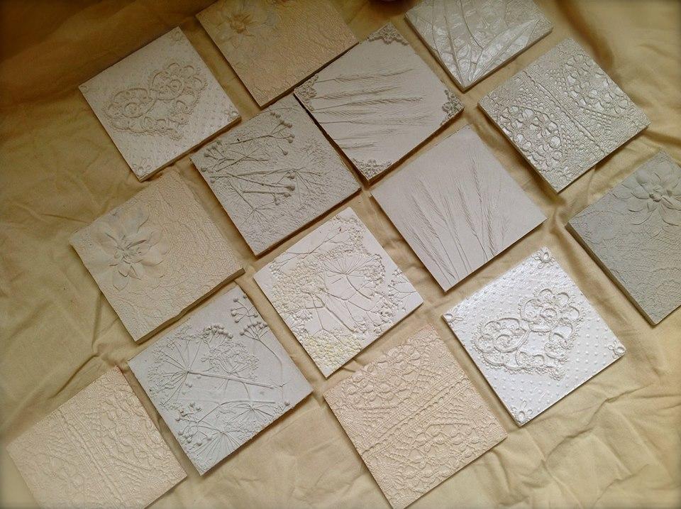 plaster moulds