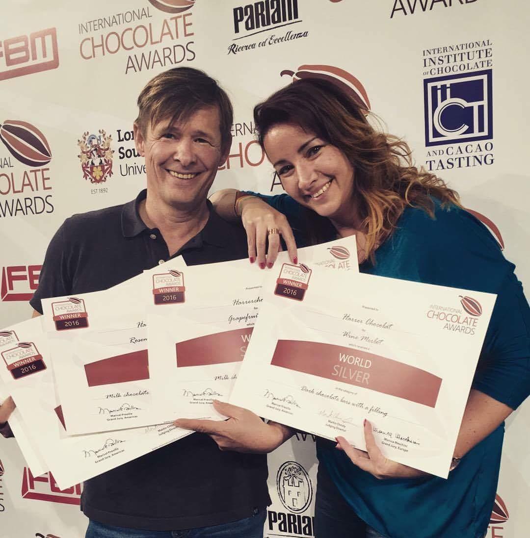 Harrer awards