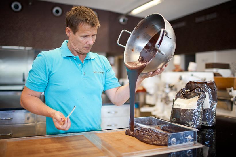 Karl Harrer chocolate